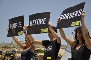 amnesty people before border